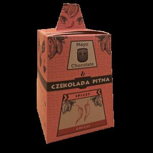 Czekolada pitna z chilli