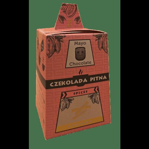 Czekolada pitna z cynamonem
